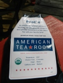 The tea packet