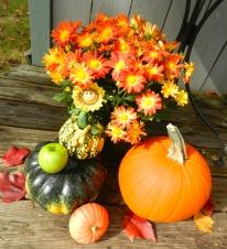 Winter Squash, Apples, & Pumpkins
