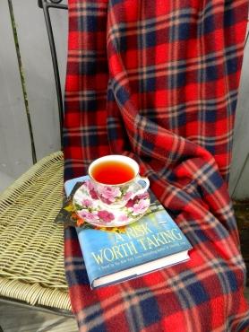 Tartan, Tea, & a Book