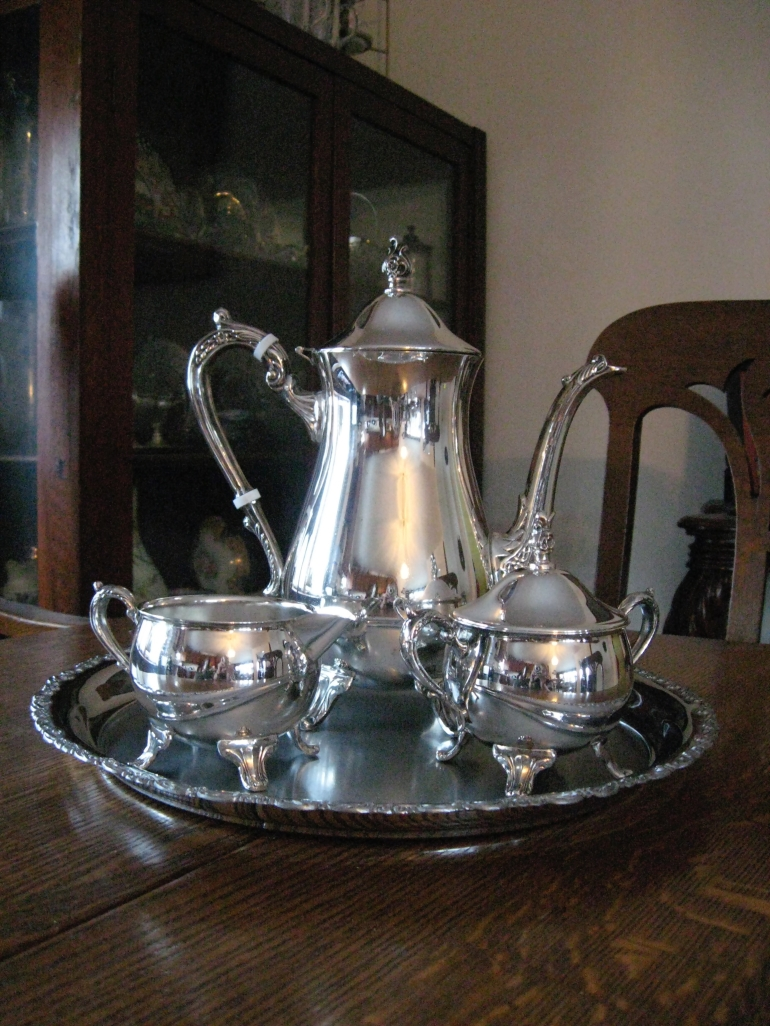 Great Grandmother's Tea Set