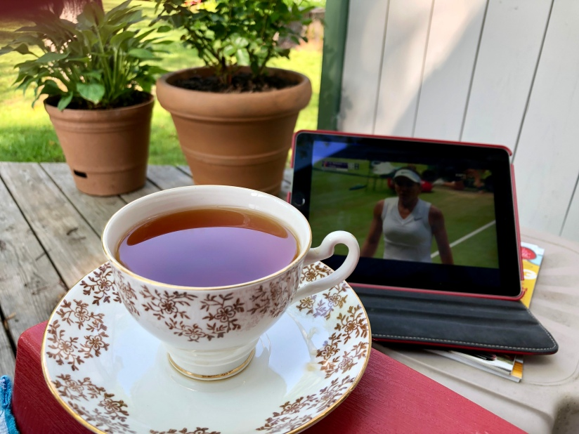 Teacup and Tennis